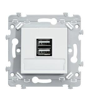 Essensya Chargeur double USB