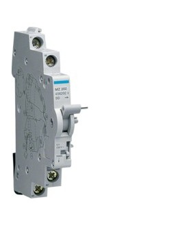 Contact sign déf 10+1F 230V AC