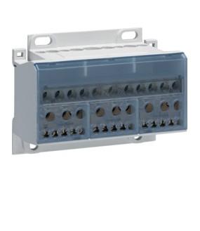 Répartiteur monobloc 4X100A