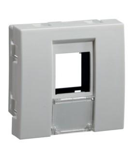 Systo 2M Plast RJ45 keystone