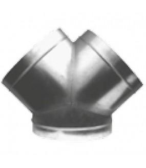 CULOTTE GALVA 200-160-160 45°