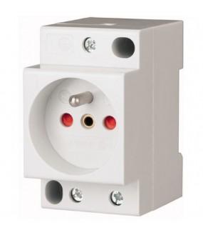 Prise modulaire,10/16A,250V AC