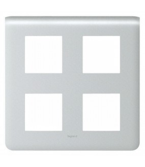 MOSAIC PLAQUE 2X2X2 MODULES - BLANC