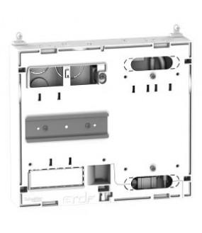Resi9 - panneau de contrôle monophase - 13M - compatible Linky