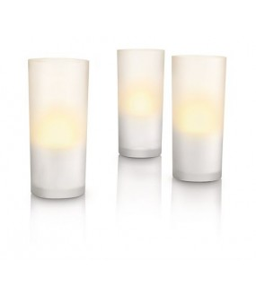 CANDLELIGHT SET X3