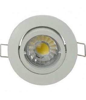 Kit LED BASC 5W DIM GU10 BLANC