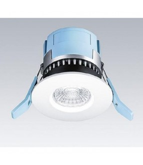 FRED SPOT LED FIXE BLANC IP65 CLII 7W GRADABLE 520LM 38°