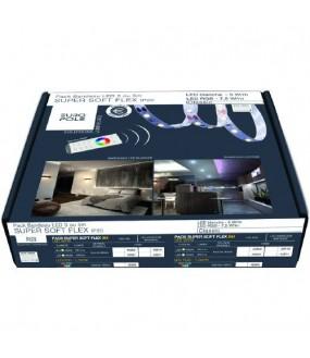Pack S/SOFT 4000K 5m IP20