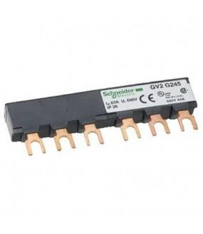 JDB 63A TRI 2X45 MM