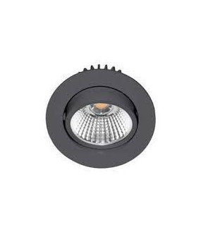 AL1014 RSX OUT SPOT EXT IP44 ENC 68MM D82MM ORIENTABLE ANTHRACITE