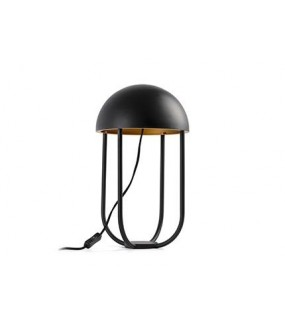 JELLYFISH LAMPE DE TABLE NOIR / OR 6W 3000K