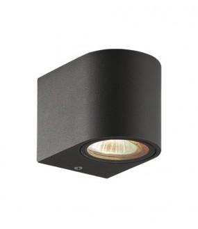 Applique demi ronde pour lampe 35w GU10 IP44