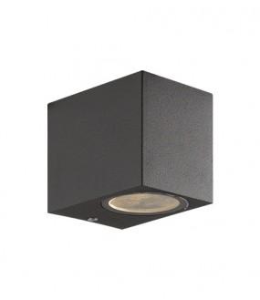 Applique carré pour lampe 35w GU10 IP44