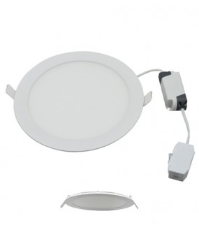 Downlight LED extra plat 20w 4000°K