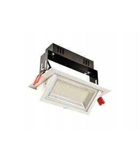 Kit LED encastré rectangulaire 60W 4000°K