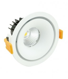Downlight LED COB 12W 680LM 25 4000K 30 000H NON DIMMABLE