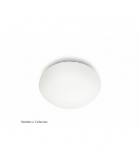 Spa ceiling lamp white 1x20W 2