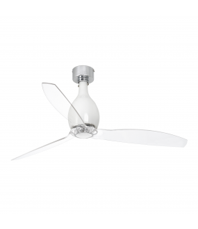 MINI ETERFAN VENTILATEUR DE PLAFOND BLANC BRILLANT