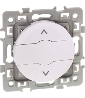 SQUARE inter VR 3 BOUTONS BLC