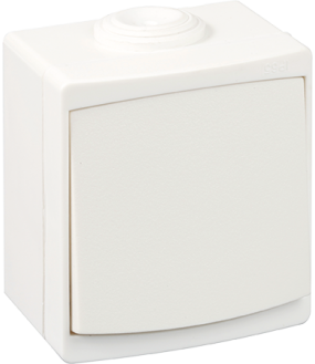 Ouessant VV IP55 blanc