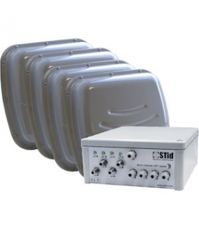 URD-R41-E/U004/3I centrale pour ANT-URD