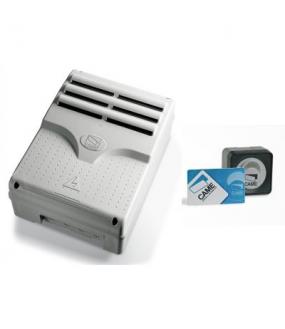 Unité de Contrôle radio pour capteur transpondeur, boucle magnétique et lecteur