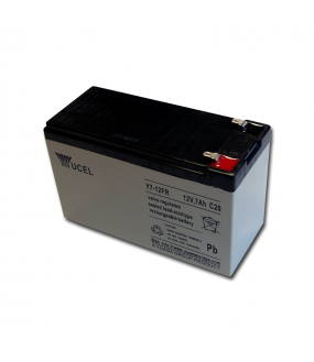 BATTERIE 12 VOLTS 7 AMPERES