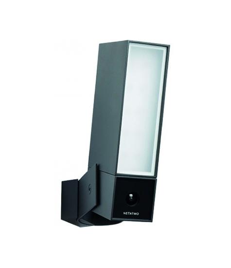 Caméra de surveillance connecté PRESENCE avec projecteur intégré - extérieur