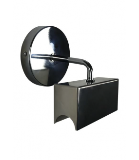 XTRA LINE Ampoule Wall Lamp S14 black S14