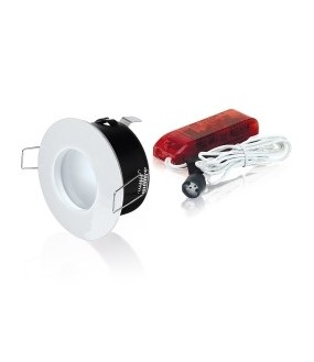 KIT MARINA LED IP65 GU5,3 5W 830 BL