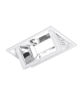 DOWNLIGHT LED ESCARGOT 5000LM 4000K 36DEG