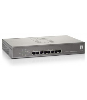 SWITCH DESKTOP 8 PORTS 10/100 FULL POE