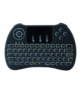 MINI CLAVIER AVEC DONGLE BLUETOOTH
