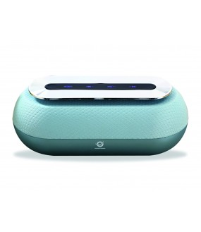 ENCEINTE BLUETOOTH TACTILE BLEUE