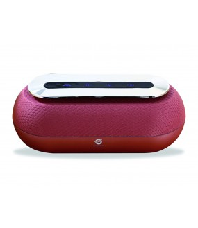 ENCEINTE BLUETOOTH TACTILE ROSE