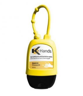 Gel nettoyant pour les mains Ananas