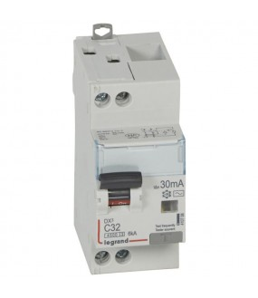 DX3 1P+NG C32 4,5/6K AC 30MA