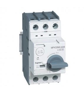 MPX 32MA DISJ M 0.63A