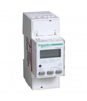 Acti9 iEM - compteur d'énergie mono - 63A - afficheur Modbus