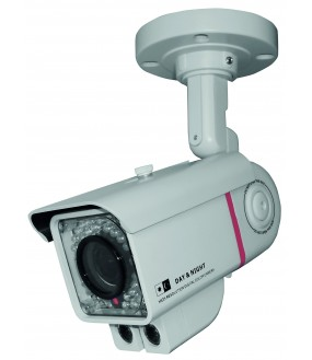 Cpt Camera 6-22Mm-W/Led