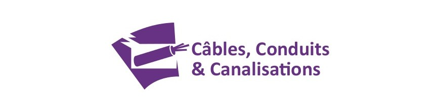 Cables conduits canalisations