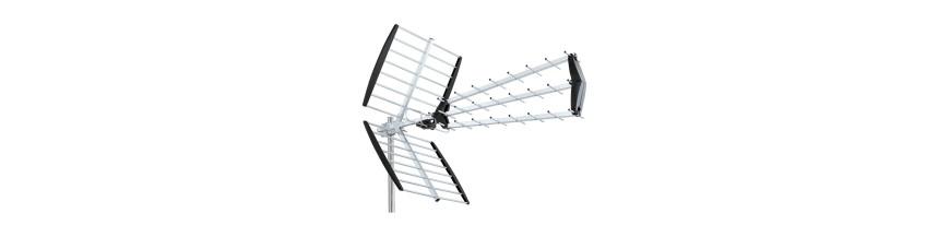 Antennes et parabôles