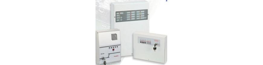Alarmes et détecteurs