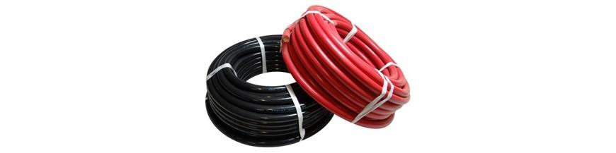 Cables photo voltaiques