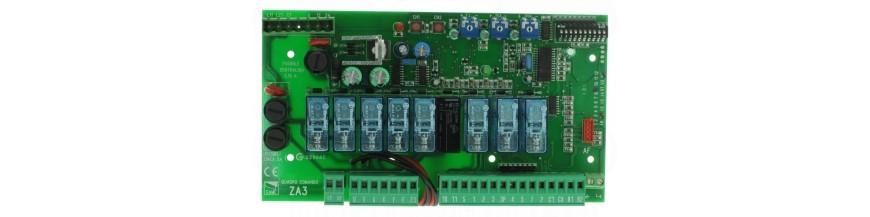Cartes électroniques et boitiers de commandes