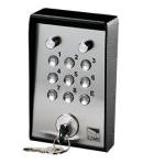 Claviers, Selecteur a clef, Controle acces et accessoires