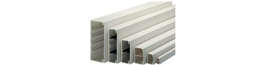 Goulottes PVC de distribution