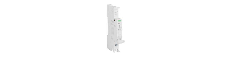 Disjoncteurs Inters accessoires Tete de tableau