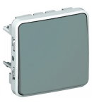 Plexo modular mechanism ip 55 gray