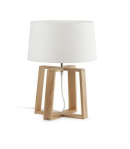Table and table lamps